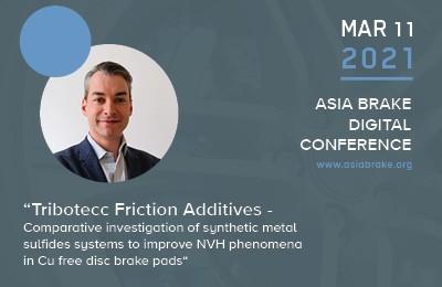 Tribotecc Presentation Asia Brake